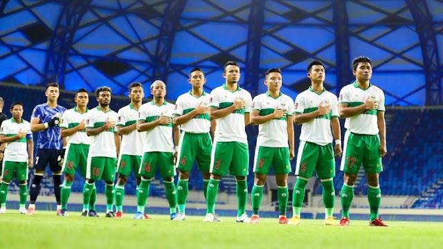 Indonesia Kandaskan Taiwan di Leg 2 Play Off Kualifikasi Piala Asia 2023