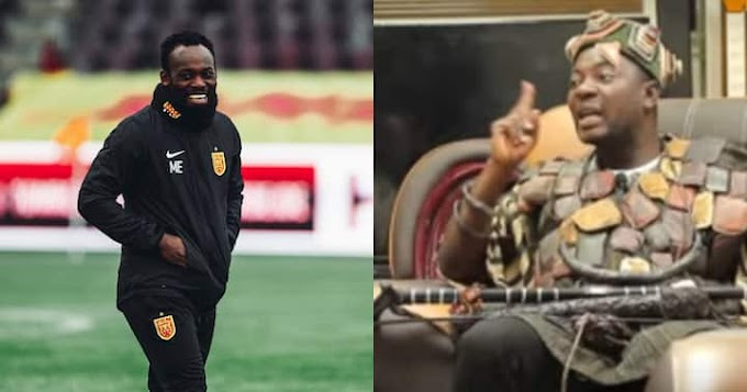 I Caused Former Chelsea Midfielder, Michael Essien's Downfall Because He Failed To Honour His Promise - Spiritualist Claims