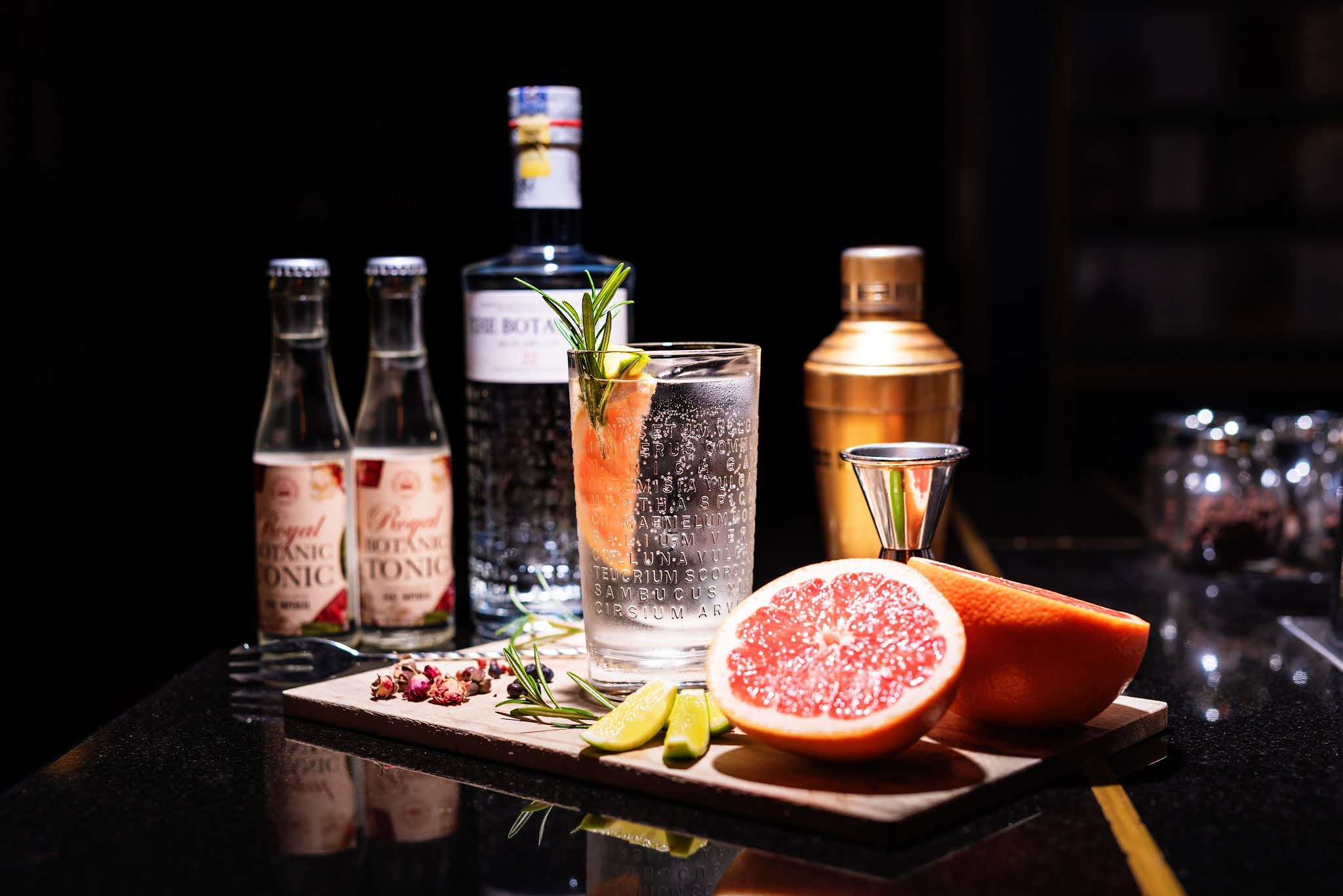 celebrate international gin & tonic day with the royal botanist & tonic cocktail to try at home