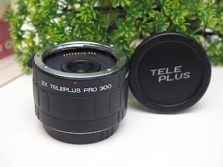 Jual 2X TelePlus ( Digital ) Pro 300 For Canon ( Kenko C-AF )