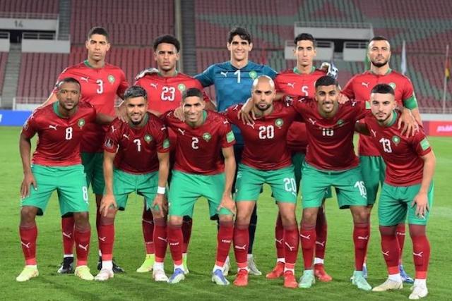 المنتخب المغربي يهزم غينيا بيساو بثلاثية نظيفة..فيديو