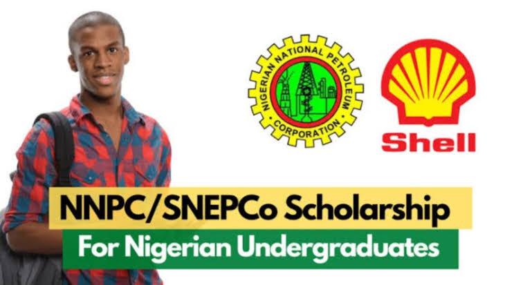 Kamfanin Shell Nigeria Exploration Haɗin Gwiwa Da Kamfanin Man Fetur na Najeriya (NNPC) Sun Buɗe Shafin Bayarda Tallafin Karatu Haɗi Da Alawus Mai Tsoka Ga Daliban Najeriya