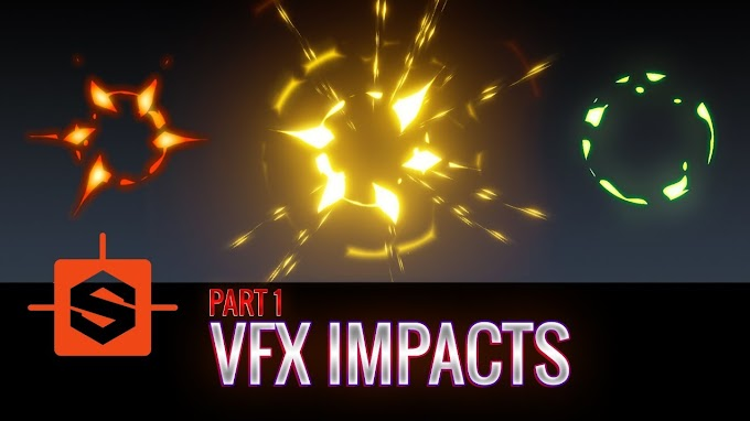 [Fxgear Share] VFX Impacts - Free Download