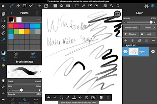 Review ipad 9 untuk menggambar di berbagai aplikasi