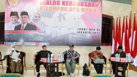 Dialog Kebangsaan Kelompok DPD RI di MPR