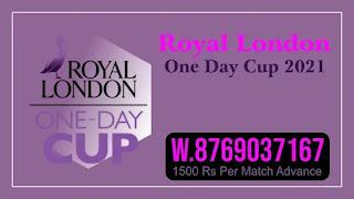 DUR vs GLA 100% Sure Match Prediction ODI GLA vs DUR Final Match Royal London One-Day Cup