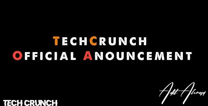Announcement | Tech Crunch