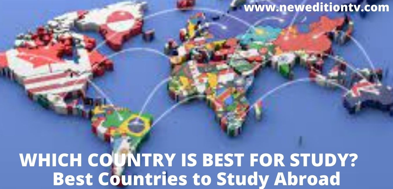 WHICH COUNTRY IS BEST FOR STUDY?