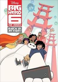 Big Hero 6 The Series Season 2 Hindi English Dual Audio 480p WEB-DL