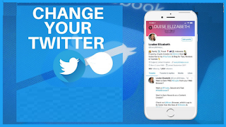 Change your Twitter username,  How to change your Twitter username