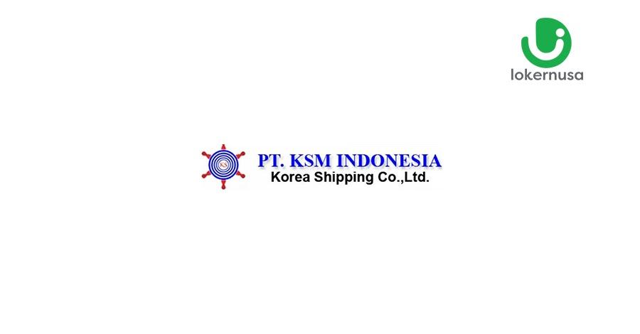 Lowongan Kerja PT. KSM Indonesia