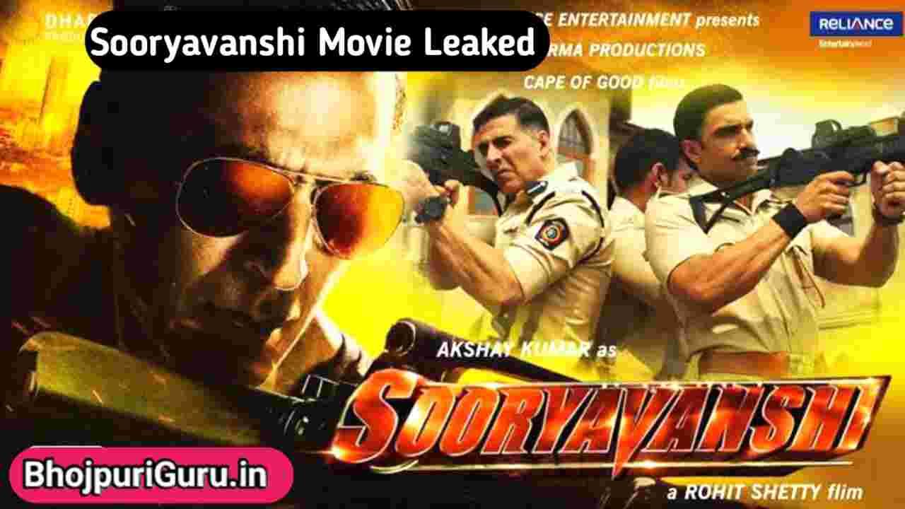 Sooryavanshi Full Movie Download 720p