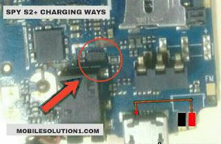 Spy-S2+-Charging-Problem-Jumper-Ways-Solution
