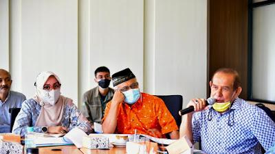 Komisi IV Bahas RKUA-PPAS Tahun Anggaran 2022 Dengan Mitra Kerja