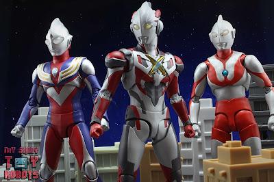 S.H. Figuarts -Shinkocchou Seihou- Ultraman Tiga Multi Type 39