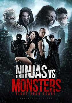 Ninjas vs. Monsters (2012)