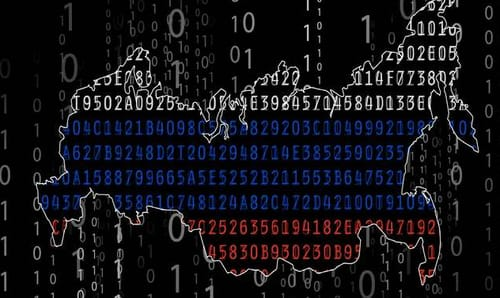 Russia is responsible for half of the state-sponsored hacker attacks