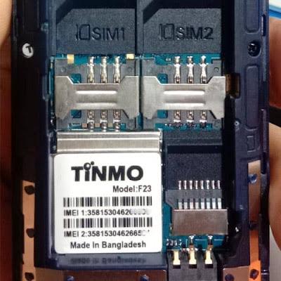 Tinmo F23 Flash File