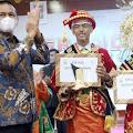 Hafifah Islamidina dan Almar Bariq Pintoni, Terpilih Menjadi Cik Uniang Cik Ajo Kota Pariaman Tahun 2021