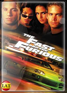 Rápido y Furioso (2001) DVDRIP LATINO