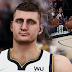 NBA 2K22 Nikola Jokic Cyberface and Body Model by PPP