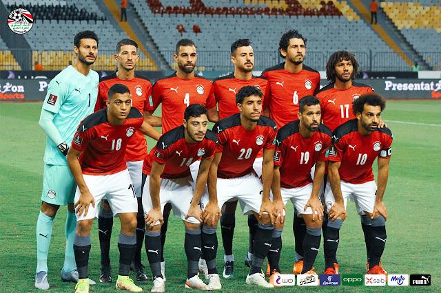 """رسميًا.. """"فيفا"""" يحدد موعد مباراتي مصر أمام أنجولا والجابون في تصفيات مونديال 2022"""
