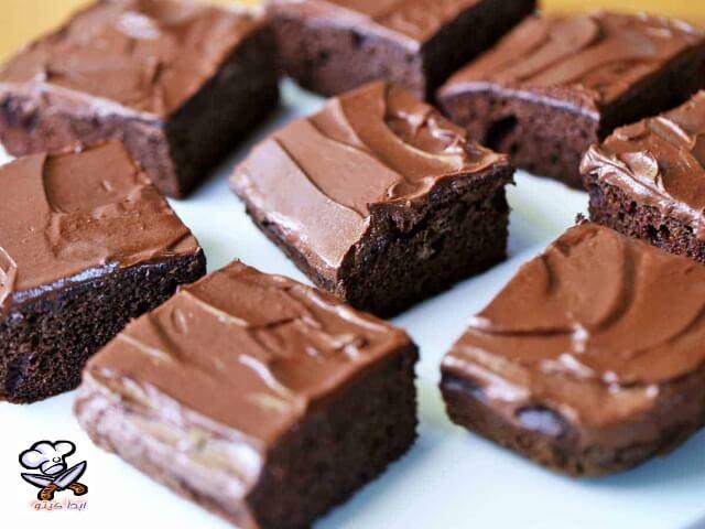 كيك الكيتو : كيكة شوكولاتة كيتو