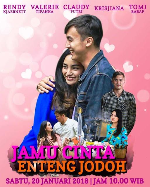 Nama Pemain FTV Jamu Cinta Enteng Jodoh SCTV