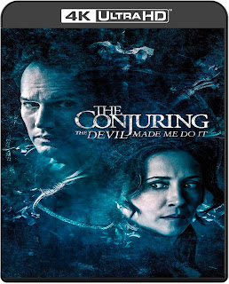 The Conjuring: The Devil Made Me Do It [2021] [UHD] [Latino]
