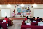 Beri Sambutan di Konferda I GMNI Sultra, Bupati Wakatobi Sampaikan Anggaran Pembangunan Rujab Bupati Dialihkan untuk Listrik