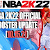 NBA 2K22 OFFICIAL ROSTER UPDATE 10.15.21 (LATEST TRANSACTIONS AND LINEUPS)