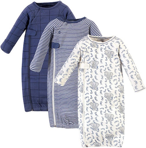 Blue Preemie Baby Clothes For Baby Boys