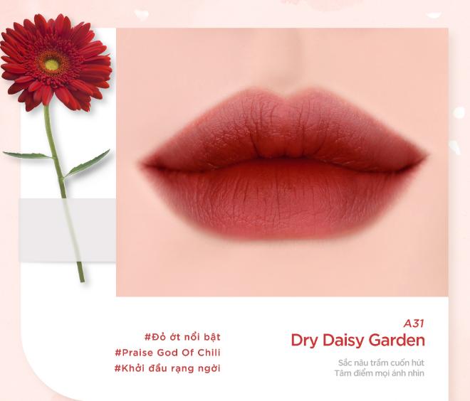 Màu A31 - Dry Daisy Garden