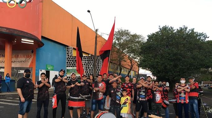 Torcida Sangue Rubro Negro do OLF emite nota oficial e esclarece sobre desrespeito do time do Campo Mourão