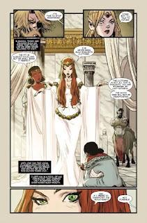 Marvel Comics: Previews tercera semana de Agosto 2021