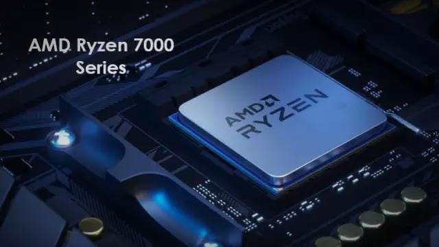 AMD Ryzen 7000 series CPU