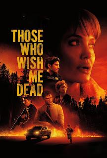 Those Who Wish Me Dead [2021] [DVDR] [NTSC] [Latino]
