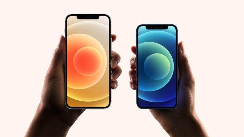 خلفيات ايفون 12 iPhone الأصلية ملف يحتوي على 50+ خلفية ايفون