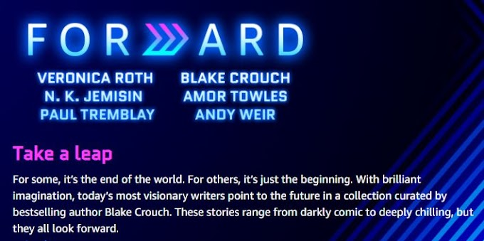 Book Review: The Forward Collection curated by Blake Crouch