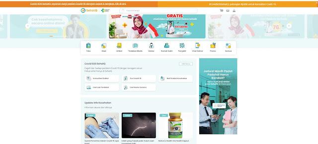 Aplikasi Tanya Jawab Dokter
