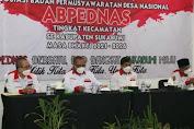 """Pelantikan PAC Abpednas Bupati """" Garda Terdepan Pembangunan Dan Pelayanan"""""""