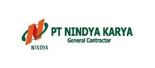 Lowongan Kerja BUMN PT Nindya Karya (Persero) Bulan Oktober 2021