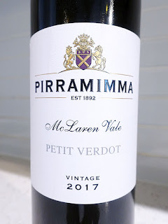 Pirramimma Petit Verdot 2017