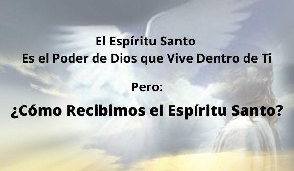 El Poder del Esiritu Santo