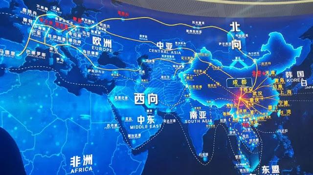China Merugi, Banyak Negara Target Menyetop Proyek BRI karena Cost Tinggi