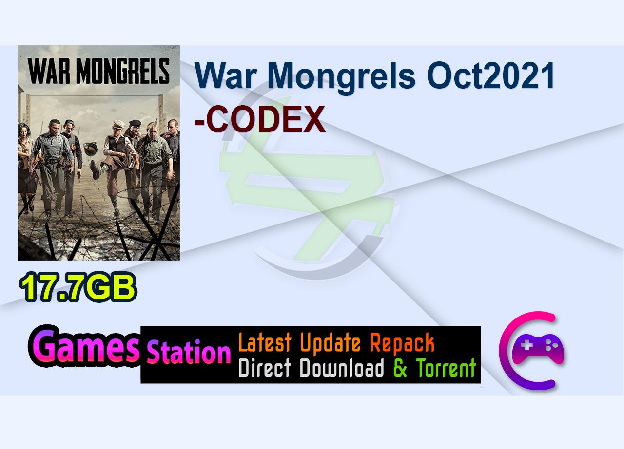 War Mongrels Oct2021 -CODEX