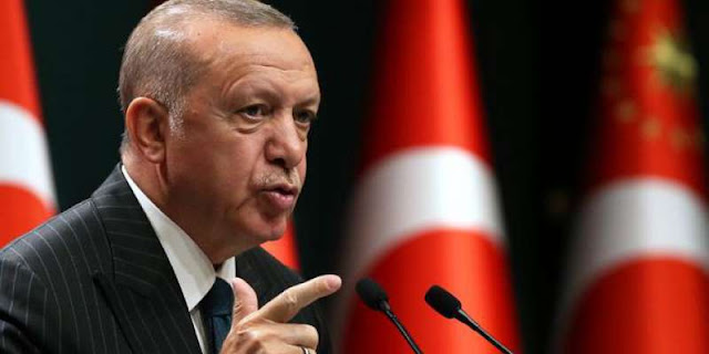 Bentrokan dengan PKK di Suriah Makin Intens, Erdogan: Kesabaran Turki Sudah Habis