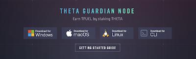 Theta Guardian Node