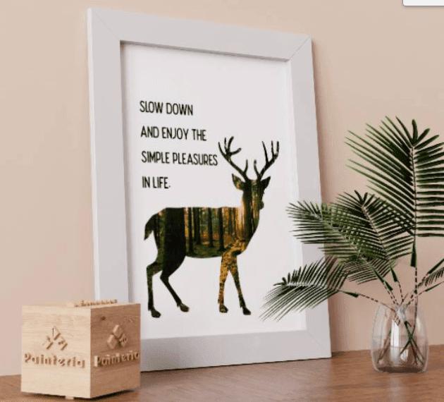 Minimalist Home decor quotes