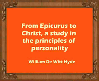 From Epicurus to Christ